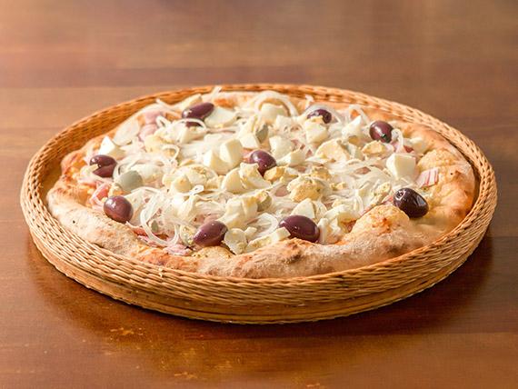 23 - Pizza portuguesa
