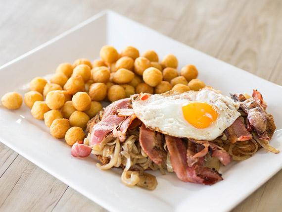 Milanesa Pato's
