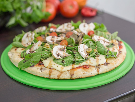 Pizza bonjour París
