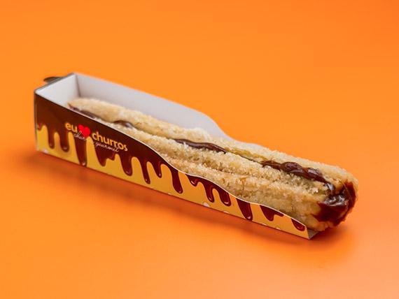 Churro de chocolate