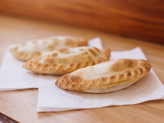 Menú mediodía - 3 empanadas