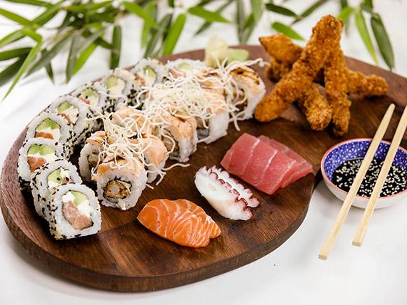 Combo sushi para dos - 28 piezas