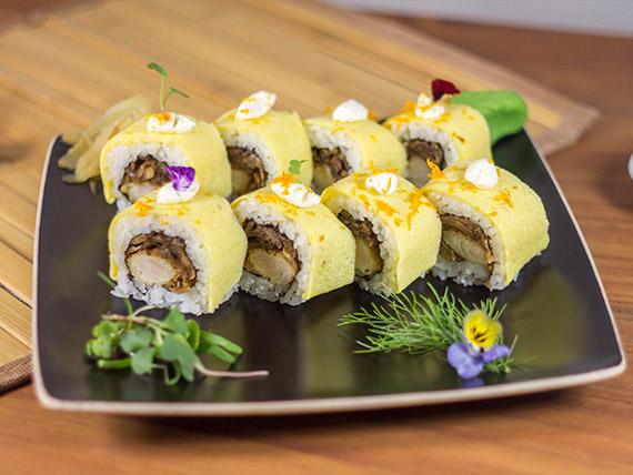 Uramaki fresh roll (8 piezas)