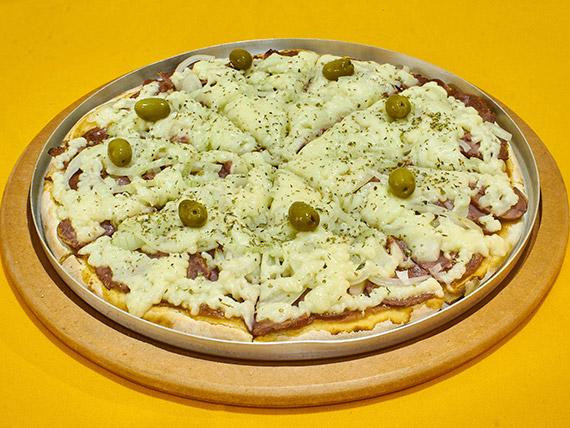 Pizza calabresa II