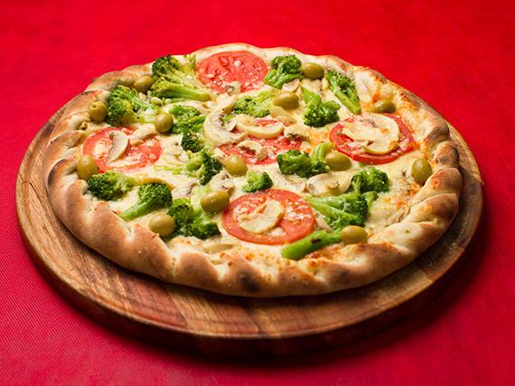 01 - Pizza à moda do cliente