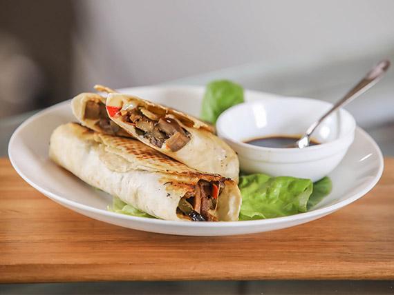 Tacos charrúas (2 unidades)