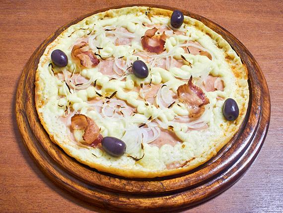 Pizza à moda La Degusta