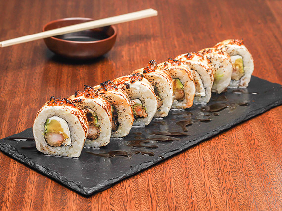 Chimi roll (8 piezas)