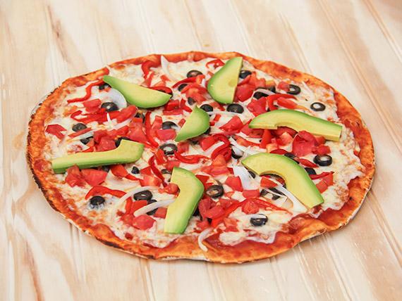 Pizza mediana maldito cuate