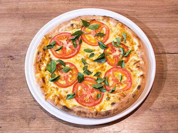 302 - Pizza marguerita