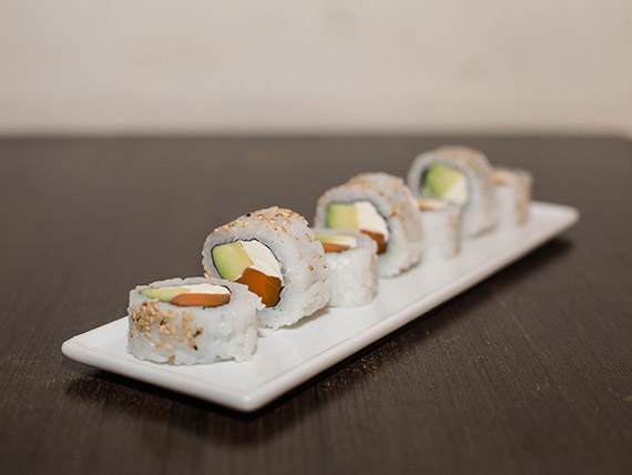 Roll veggie (9 piezas)
