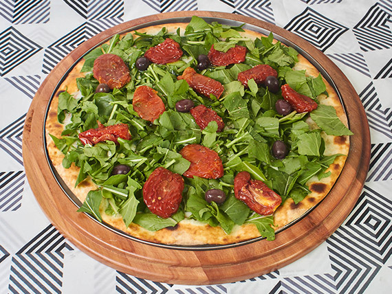 Pizza grande 84 - Rúcula