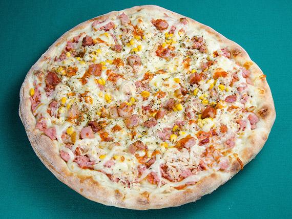 Pizza D´dennys (média)