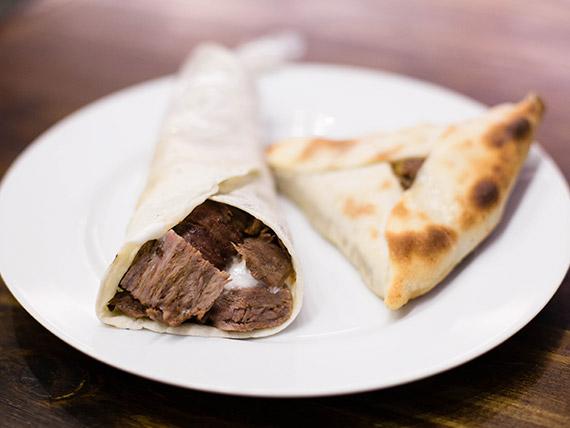 Promo 1 - Shawarma + fatay