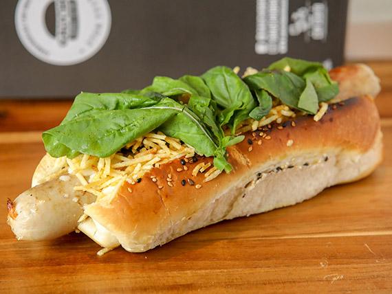 Hot dog alemán roque (180 gr)