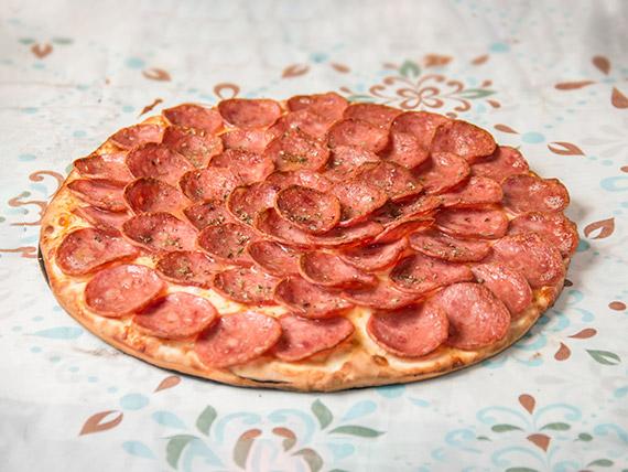 11 - Pizza calabresa