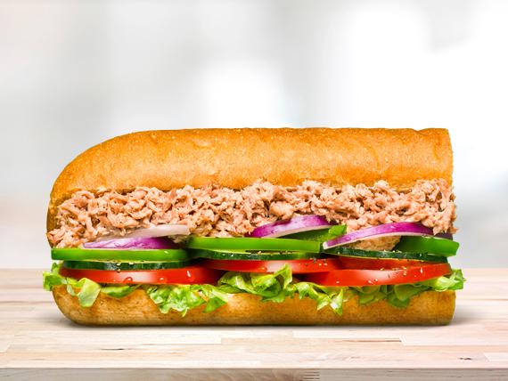 Sándwich de atún (15 cm)