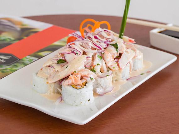 39 - Ceviche roll