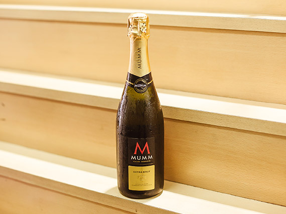 Champagne Mumm extra brut 750 ml