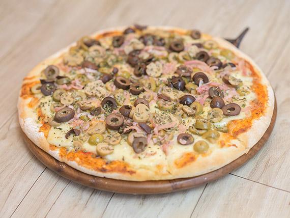 16 - Pizzeta romana