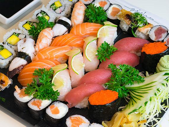Sushi mix (38 peças)