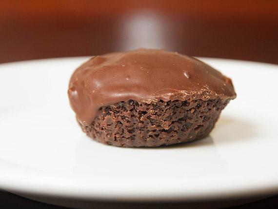 Mr. Brownie doce de leite