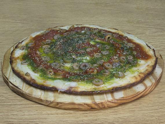 Pizza della mamma