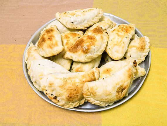 Empanada de carne (para hornear)