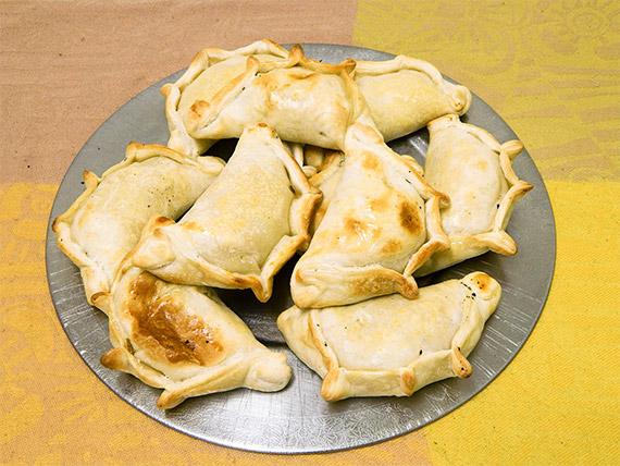 Empanada de pollo (para hornear)