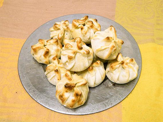 Empanada de queso roquefort (para hornear)