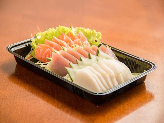 Sashimi misto (18 unidades)