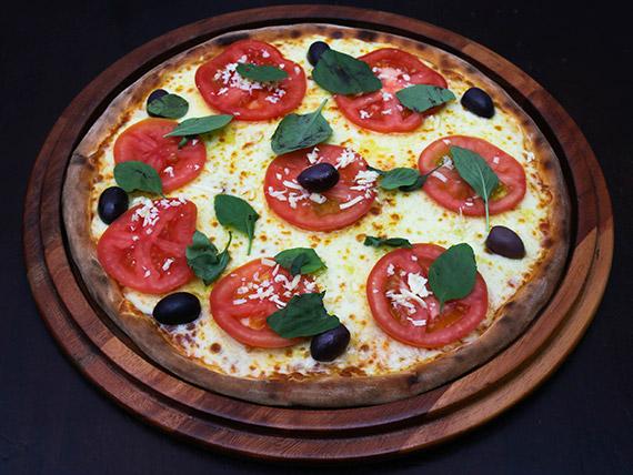 39 - Pizza marguerita grande