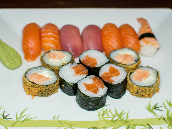 Combinado Yo! mini gourmet