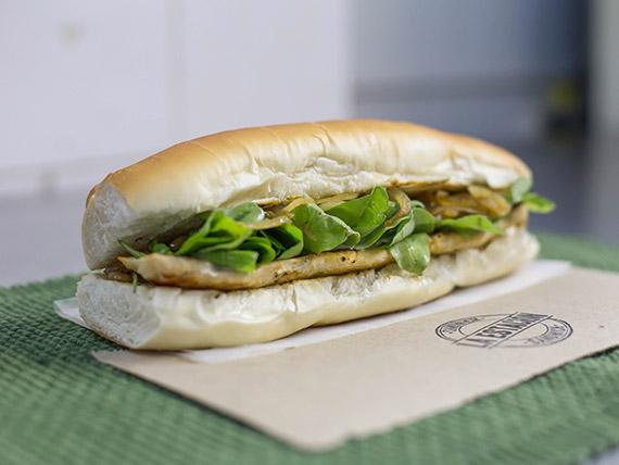 Sándwich le boheme