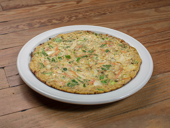 Indian omlet