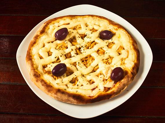 27 - Pizza frango com catupiry