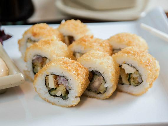 Mahi roll (8 bocados)