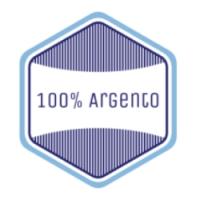 100% Argento