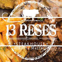 13 Reses Steak House