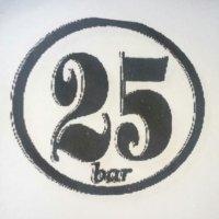 25 Bar