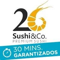 26 Sushi & Co Express