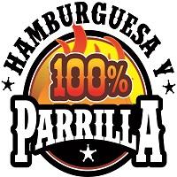 Hamburguesas y Parrilla 100%