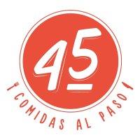 45 Comidas Al Paso