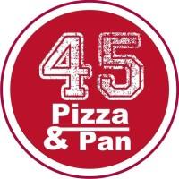 45 Pizza & Pan