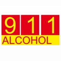 911 Alcohol
