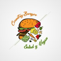 Country Burger Salad & Vegan