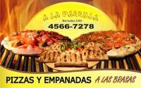 A la Parrilla Pizzas y Empanadas
