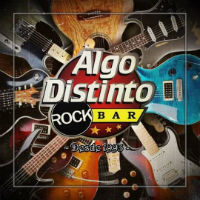 Algo Distinto - Rock Bar