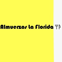 Almuerzos La Florida
