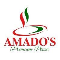 Amado's premium pizza